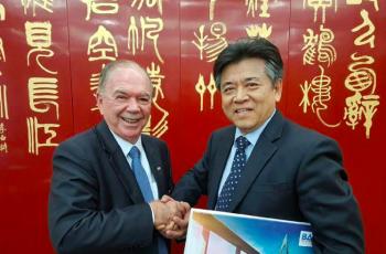 Vice-governador João Leão e empresários fazem viagem de negócio à China