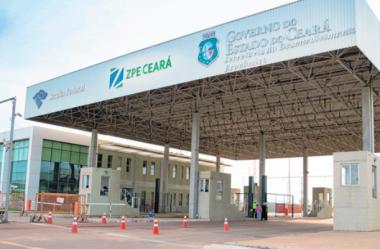 Ampliação da ZPE de Pecém deve ser concluída até novembro