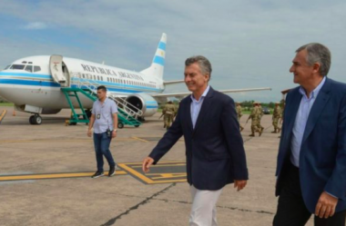 Macri opens free trade zone in Jujuy to develop northern Argentina