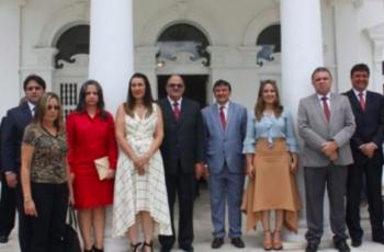 Governo do Estado do Piauí recebe embaixador de Cuba e discutem temas de educação, saúde e exportações