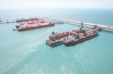 Porto do Pecém completa 16 anos de funcionamento