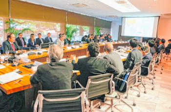 Ceará quer aporte de investidor japonês na laminação de aço