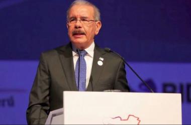 Presidente de la República Dominicana resalta importancia de Zonas Francas en Foro Empresarial de Perú