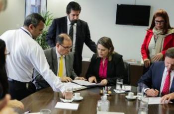 Governador Daniel Pereira discute resoluções de entraves para a criação da ZPE em Porto Velho