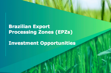 Brazilian Export Processing Zones (EPZs)