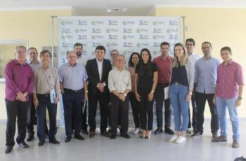 Grupo de trabalho da ZPE do Mato Grosso visita ZPE Parnaíba em busca experiências