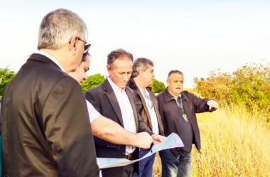 Em Brasília, Piau discute melhorias para o Aeroporto, ZPE e planta de amônia