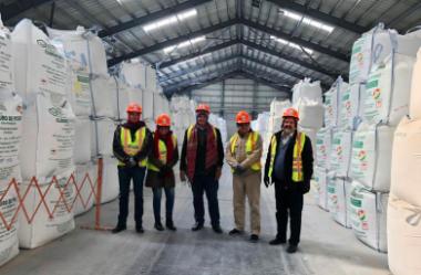 Visita fomenta instalação da ZPE em Cáceres