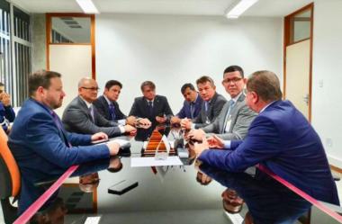 Governador do Acre Gladson Cameli quer o apoio do governo federal para desburocratizar Zona de Processamento de Exportação