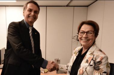 """Tereza Cristina: """"Vou até as últimas consequências em defesa do agronegócio brasileiro"""""""