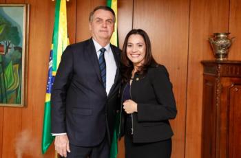 Senadora Mailza Gomes diz que parceria entre Acre e China é a grande saída econômica