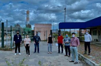 ZPE Ceará amplia instalações para movimentação de carga