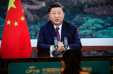 China's Xi supports Beijing free trade zone