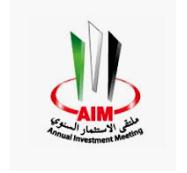 Annual Investment Meeting, Dubai, UAE, October 20-22, 2020
