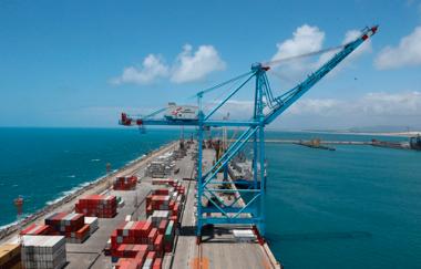 Executivos de indústria aeronáutica estão interessados na ZPE do Porto do Pecém