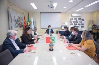 Governo do Acre terá apoio do Ibrachina para comercializar zona de processamento de exportação