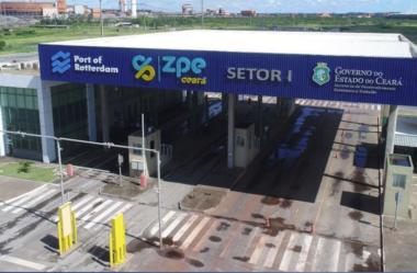 ZPE Ceará é referência no Ministério da Economia para sistema de monitoramento e avaliação no país