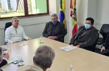 Fazenda faz reunião sobre ZPEs e associação sugere primeiro a de Imbituba